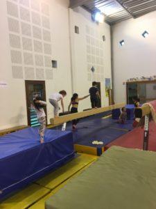 gymnastique artistique compétition grs eysines enfants adultes mérignac eysines le haillan