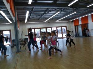 danse jazz culture mairie eysines bordeaux amicale laïque eysines
