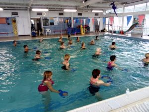 piscine aquagym eysines sports cours aqua