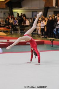 compétition gymnastique artistique gym compét eysines championnat france nationale