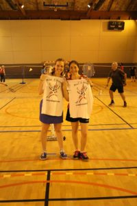 badminton amicale laique eysines m