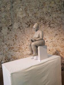 sculpture modelage terre atelier sculpture mairie eysines bordeaux amicale laïque Eysines