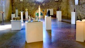 atelier sculpture modelage exposition