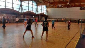 badminton eysines bordeaux amicale laïque d'Eysines club de sport culture bien être loisirs