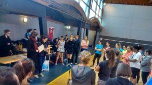badminton eysines bordeaux amicale laïque d'Eysines club de sport culture bien être loisirs badminton
