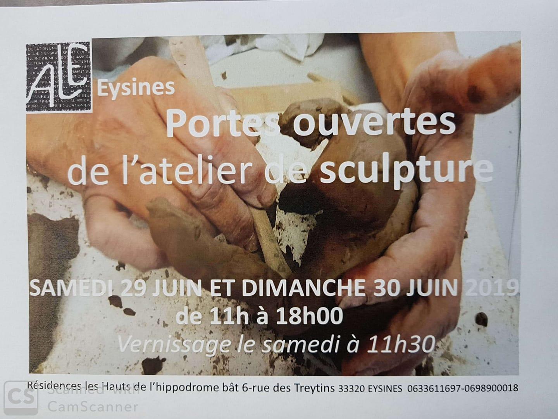 Sculpture – Modelage – Terre