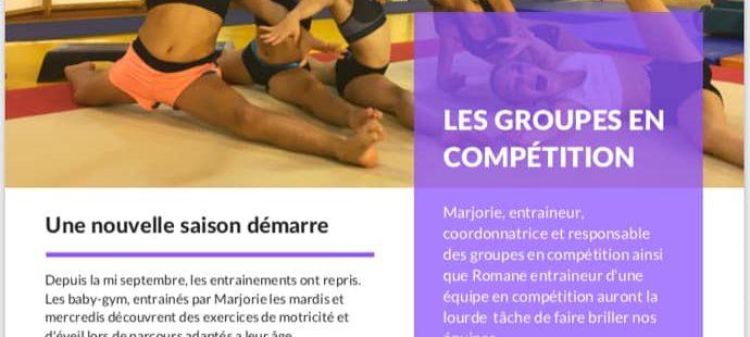 Gymnastique Artistique Eysines