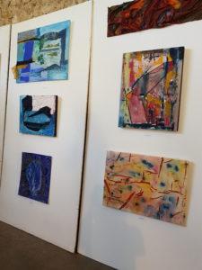exposition atelier d'expression dessin peinture