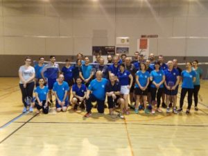 journée de l'autisme badminton Amicale Laïque d'Eysines Mairie Eysines Bordeaux
