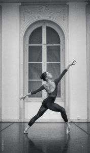 professeur danse classique Camille Sulpicy Eysines Bordeaux Mairie Amicale Laïque Eysines Sport Culture Loisir bien être