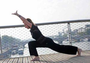 stretching postural Eysines Bordeaux Amicale Laïque d'Eysines  sport, détente, repos yoga mairie
