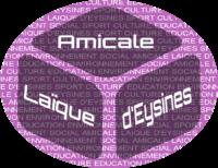 logo Amicale Laïque d 'Eysines Mairie de Bordeaux, Eysines.